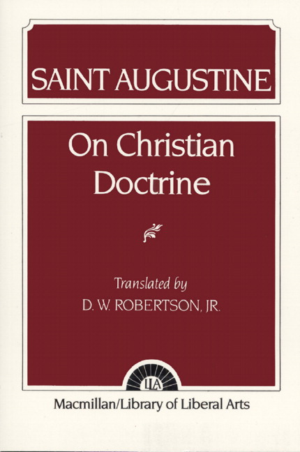 on christian doctrine It reveals the principles by which god judges us, and therefore is, and will remain to the end of the world the true center of christian union, and the supreme standard by which all human conduct, creeds, and religious opinions should be tried.