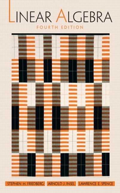 ALGEBRA LINEAL - FRIEDBERG 0130084514