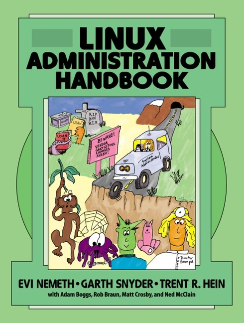 unix and linux system administration handbook fifth edition pdf