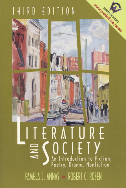 imagining society hegemony in poetry and fiction essay