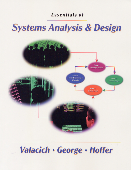 essential of systems analysis and design essay Buy essentials of systems analysis and design (6th edition) on amazoncom free shipping on qualified orders.
