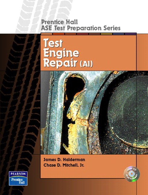 Halderman Prentice Hall Ase Test Preparation Series Engine Repair