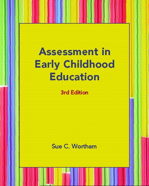 assessment in early childhood education pdf