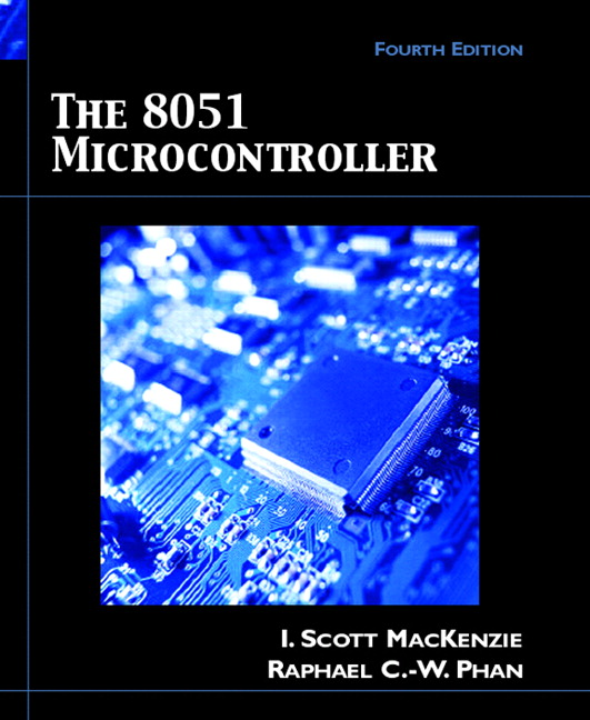 8051 Microcontroller, The, 4th Edition