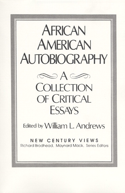 Essay On Health Africanamerican Autobiography A Collection Of Critical Essays What Is Business Ethics Essay also Essays On Business Ethics Andrews Africanamerican Autobiography A Collection Of Critical  English Essay Pmr