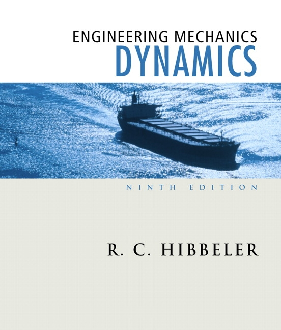 mechanics for engineers dynamics hibbeler pdf