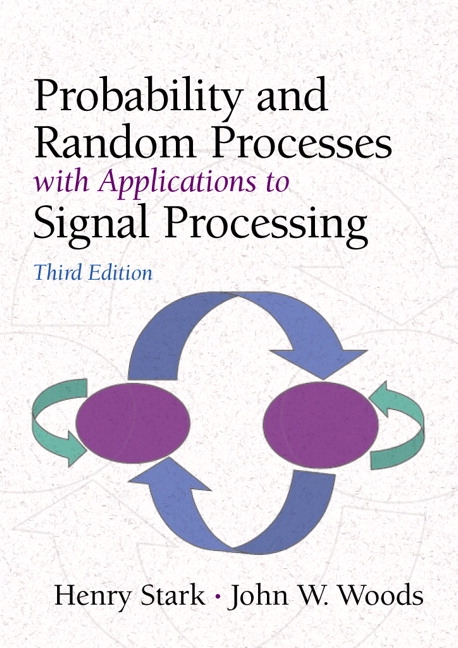 Stark & Woods, Probability, Statistics, and Random Processes