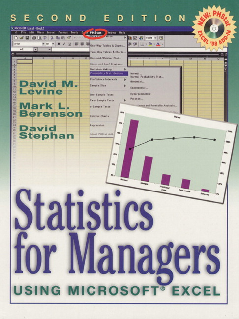 statistics for managers Here is the best resource for homework help with bus 308 : statistics for managers at ashford university find bus308 study guides, notes, and practice tests.