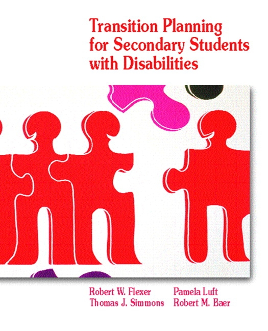 transition in students with disabilities essay The transition from high school to young adulthood is a critical stage for all teenagers for students with learning disabilities (ld), this stage requires extra planning and goal setting factors to consider include post-secondary education, the development of career and vocational skills, as well.