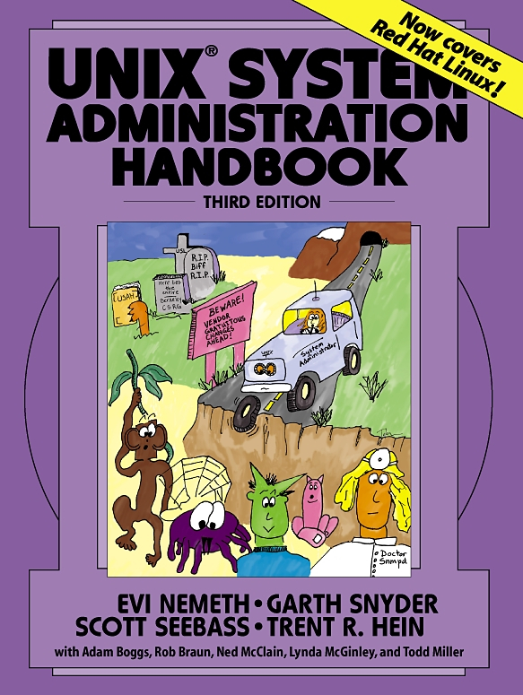 Unix And Linux System Administration Handbook (4th Edition) Ebook