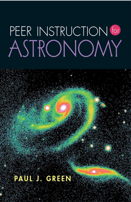 Peer Instruction for Astronomy