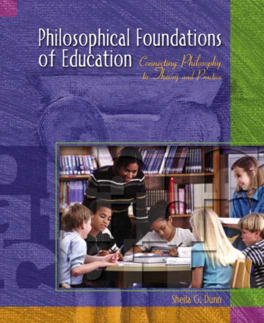 philosophical foundation of education Zdm 2005 vol 37 (6) analyses 457 on the theoretical, conceptual, and philosophical foundations for research in mathematics education frank k.