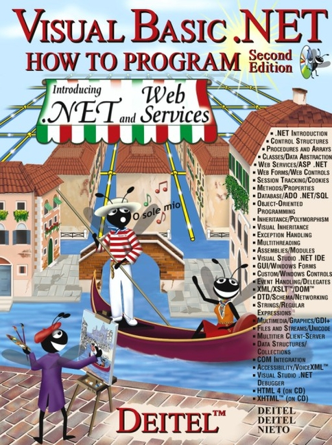 Visual Basic.NET How to Program