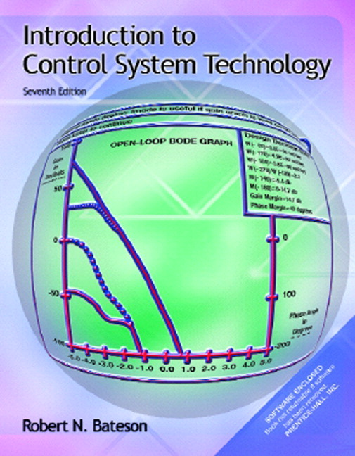 introduction to control system technology 7th edition solution manual