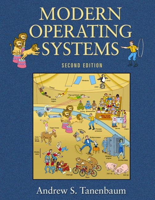modern operating system tanenbaum 3rd edition pdf