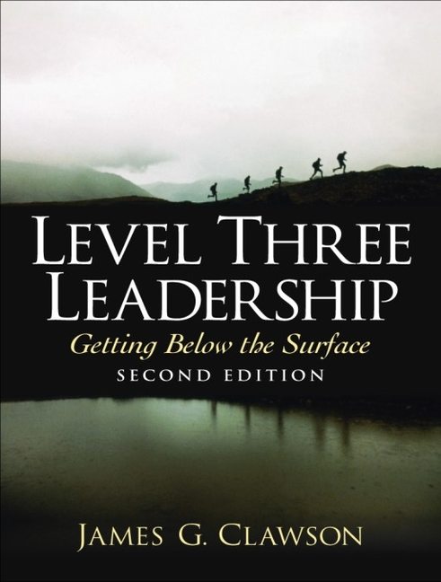 james clawson leadership characteristics The importance of a learning authors marcia conner and james clawson to pull up short and move on to the latest leadership or management.