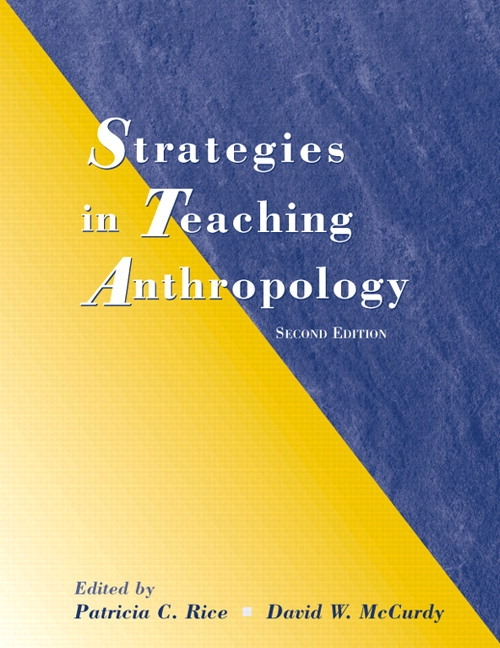 Strategies In Teaching Anthropology, 2nd Edition
