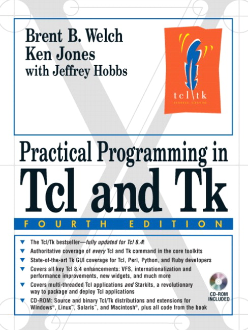 Practical Programming in Tcl and Tk, 4th Edition