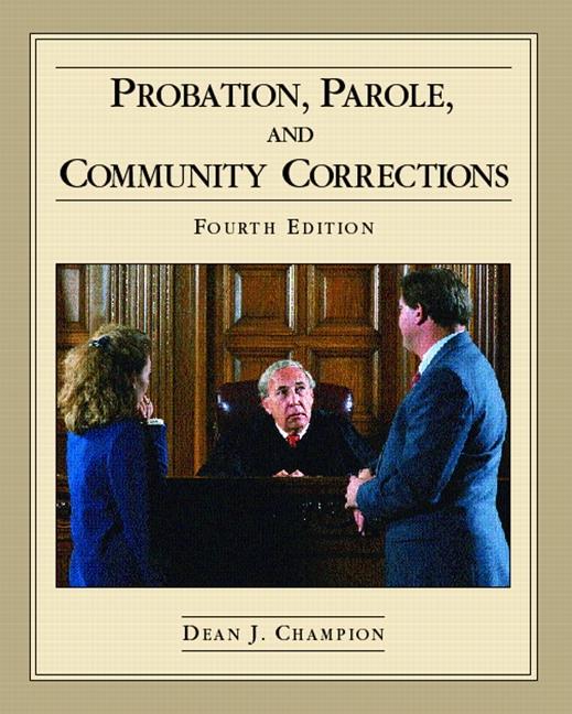 Champion, Probation, Parole, And Community Corrections
