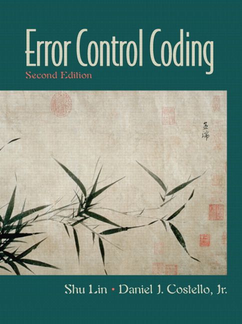 Error Control Coding, 2nd Edition