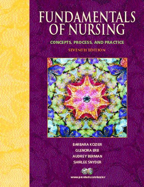 Fundamentals Of Nursing Kozier 8th Edition Pdf