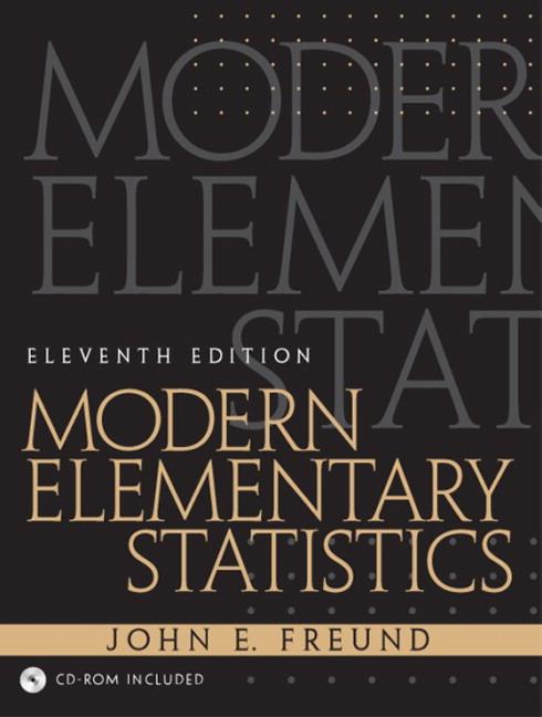 Modern Elementary Statistics 12th Edition Pdf