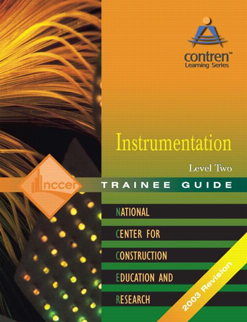 nccer instrumentation test answers