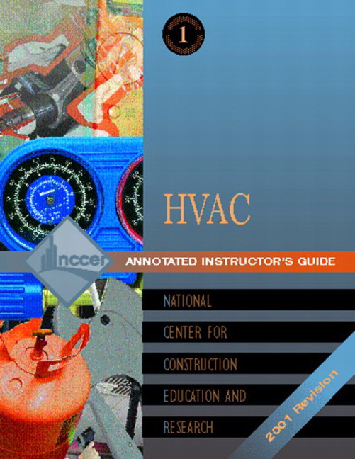 nccer hvac level 1 trainee guide paperback 3rd edition pearson rh pearson com hvac level 1 trainee guide 4th edition Mortar Level Guide
