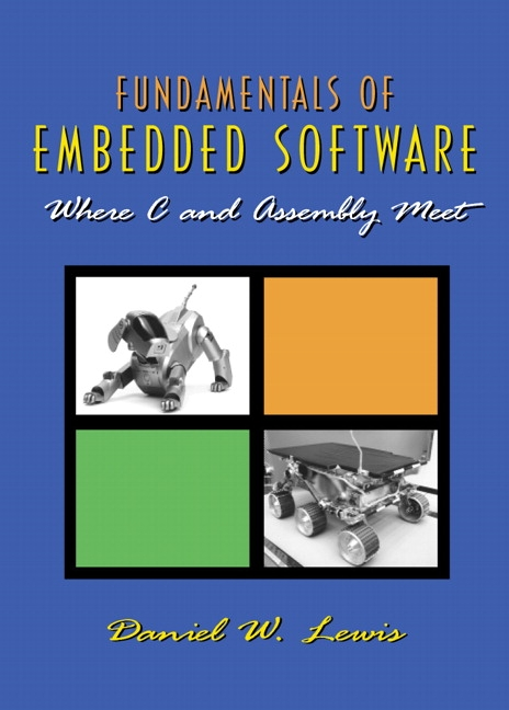 Fundamentals of Embedded Software with the ARM Cortex-M3 book pdf