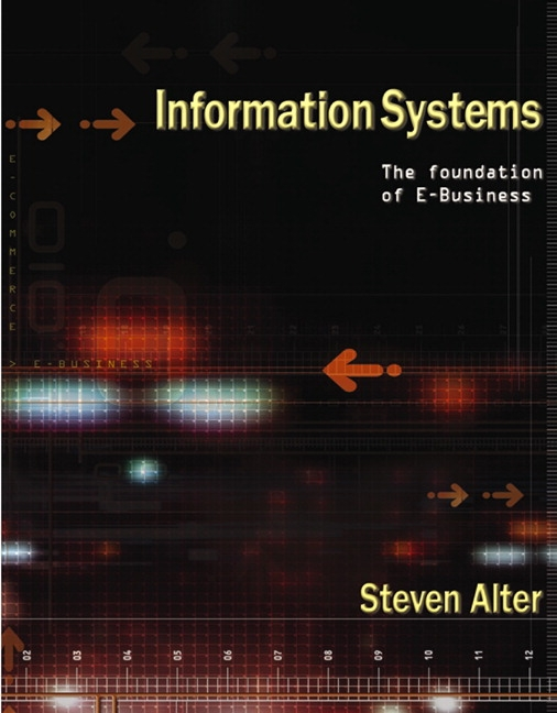 foundations of information e business systems Businessunsweduau cricos code 00098g infs5987 theoretical foundations of information systems course outline semester 1, 2015 part a: course-specific information.
