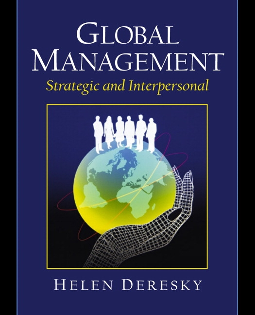 helen deresky View test prep - 749668180 from economic 101 at open university malaysia a international management managing across borders and cultures text and cases eighth edition helen deresky professor.