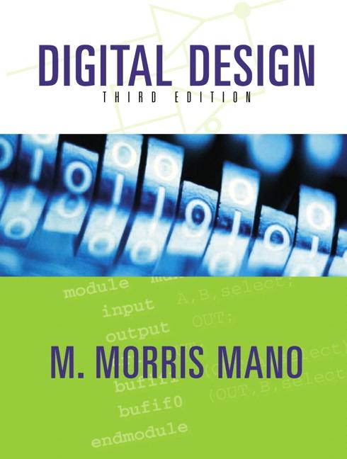 Mano Ciletti Digital Design Pearson