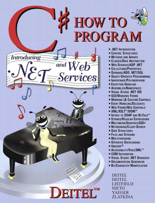 C# How to Program