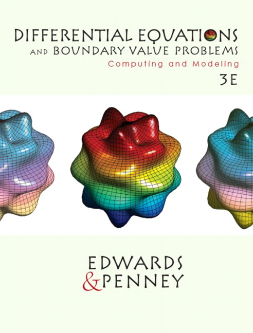 Differential Equations And Linear Algebra 3rd Edition Edwards Pdf