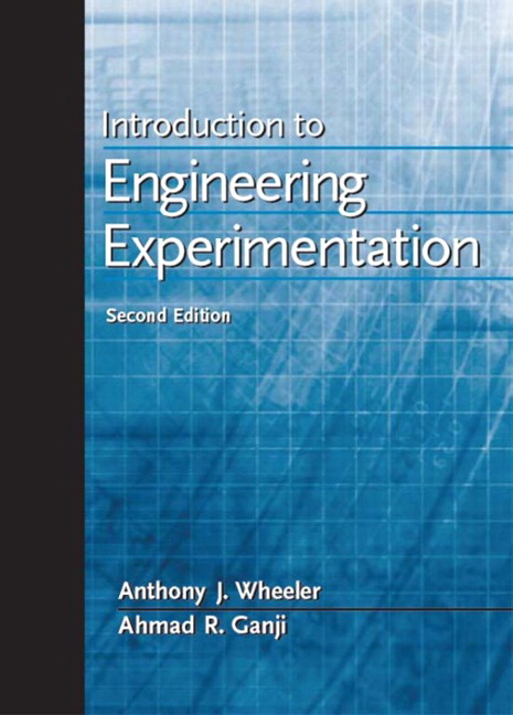 Wheeler ganji introduction to engineering experimentation 3rd introduction to engineering experimentation 2nd edition fandeluxe Images