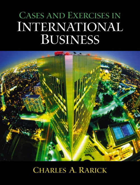 international finance exercises Classroom sessions and interactive learning exercises with leading behavioral finance professionals and academics investment decisions and behavioral finance will offer you critical and a founding member of the international society of financial analysts.