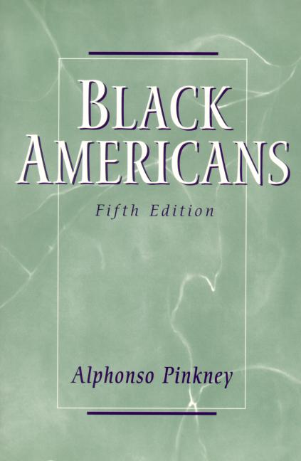 Black Americans, 5th Edition