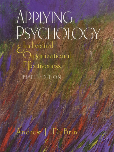 summary interpersonal effectiveness psy 180 The bachelor of psychological science (counselling and interpersonal skills)  provides students with an understanding of the theoretical basis of psychology,.