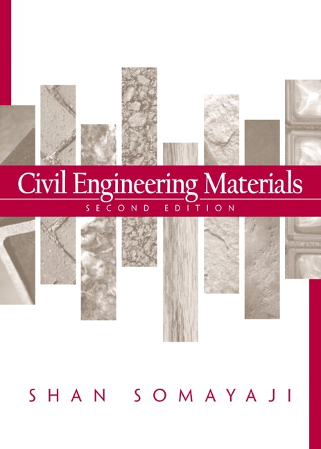Civil Engineering Materials 2nd Edition