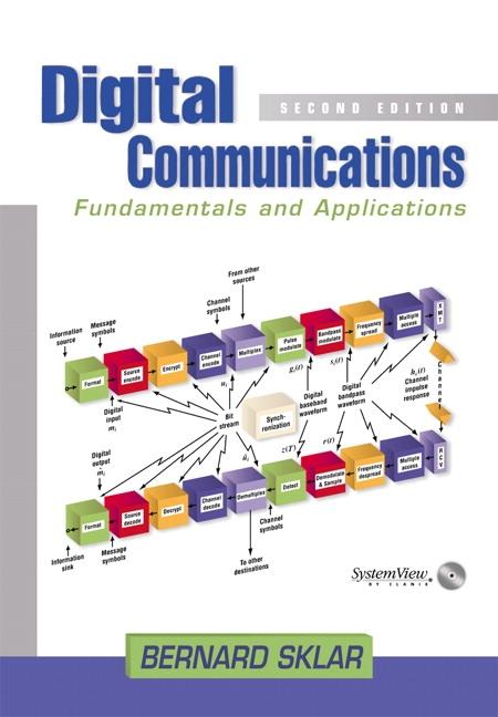 Sklar, Digital Communications: Fundamentals and Applications