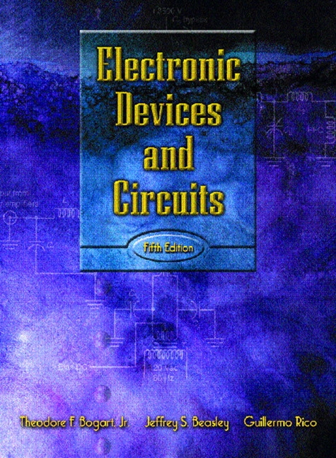 Electronics Devices And Circuits Bogart Pdf