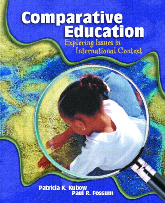 comparative education Research in comparative and international education is a peer-reviewed international journal, edited by hubert ertl of the university of oxford, assisted by an.