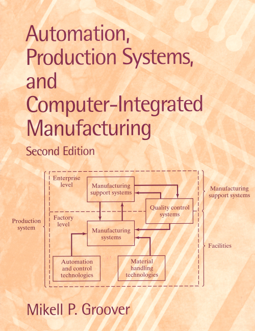 Groover, Automation, Production Systems, and Computer-Integrated