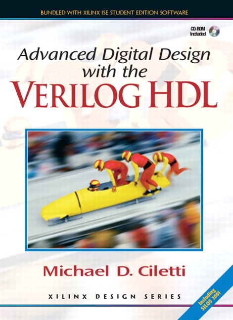 Ciletti, Advanced Digital Design with the Verilog HDL, 2nd
