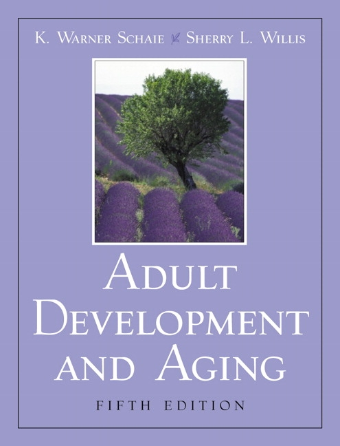 5th adult aging development edition