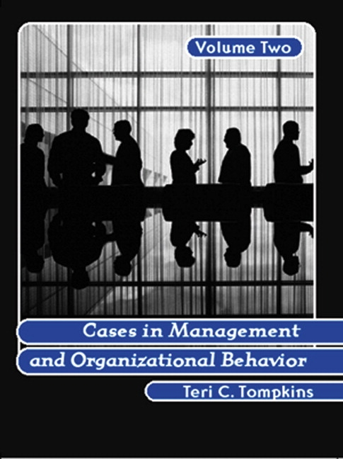 """organization behavior case Organizational behavior: a case of effective management """"organizational structure is the formal system of task and reporting relationships that controls, coordinates, and motivates employees so that they cooperate and work together to achieve the organization's goals."""