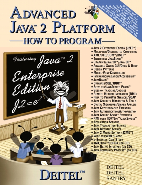 Advanced Java� 2 Platform How to Program