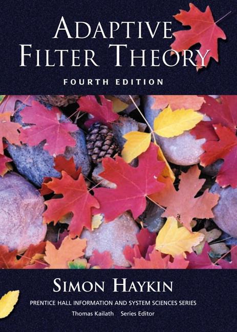 Haykin  Adaptive Filter Theory