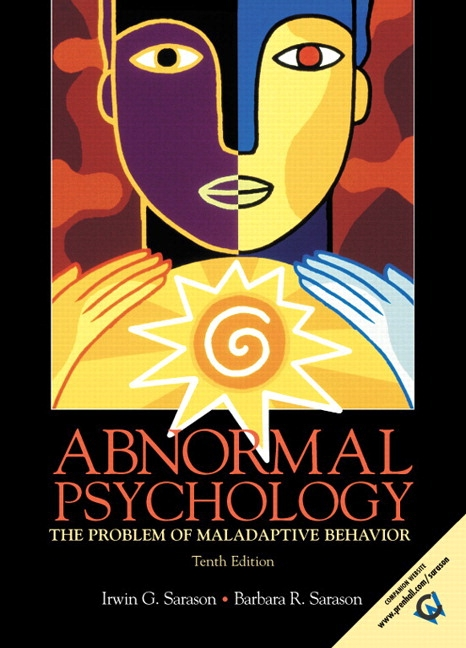 the abnormal psychology An award-winning teacher, accomplished researcher, and experienced therapist, ron comer knows how to communicate the complexities of the abnormal psychology, to speak to the concerns of students, and to portray the real human impact of psychological disorders.