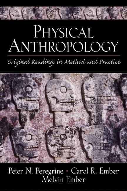 Anthropology dating methods